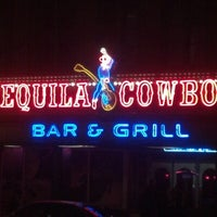 Photo taken at Tequila Cowboy by Ryan F. on 2/2/2013