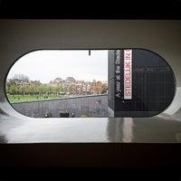 Photo taken at SMBA (Stedelijk Museum Bureau Amsterdam) by Alfonso B. on 5/1/2015