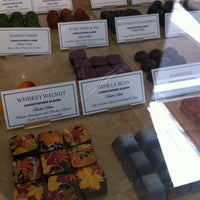 Photo taken at CocoaBella Chocolates by Peggy B. on 10/26/2012