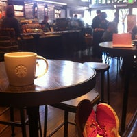 Photo taken at Starbucks by Peggy B. on 10/16/2012