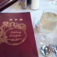 Photo taken at Peking Dragon by Brigette on 8/17/2014