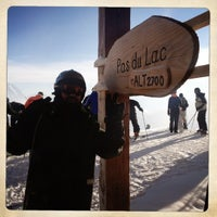 Photo taken at Pas Du Lac 2 by Lisa W. on 1/22/2013