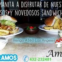 Photo taken at Amanita Resto Bar by Amanita on 6/11/2015