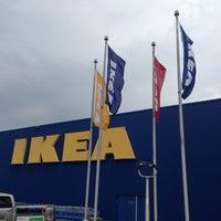 Photo taken at IKEA Montréal by Cristina E. on 10/5/2012