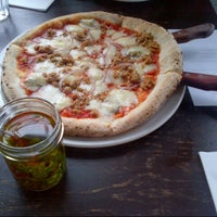 Photo taken at Queen Margherita Pizza by Victor C. on 10/5/2012
