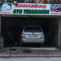 Photo taken at Karaağaç Oto Yıkama by Halil İ. on 7/19/2017