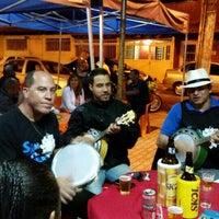 Photo taken at Quiosque Jeito Carioca by FatinhaYashna on 6/26/2015