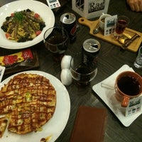Photo taken at Paradise Café | کافه پارادایس by Sahand A. on 10/2/2016