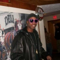 Photo taken at Pudgies Pizza by Royale J. on 3/19/2014