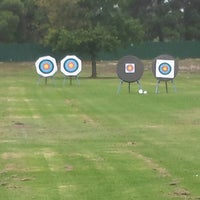 Photo taken at El Dorado Park Archery Range by Dawn R. on 9/20/2014