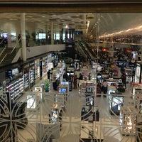 Photo taken at Doha International Airport (DOH) مطار الدوحة الدولي by Marco C. on 7/12/2013