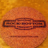 Photo taken at Rock Bottom by Kevin M. on 6/5/2013