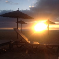 Photo taken at Melia Tortuga Beach by Matthias V. on 3/16/2014
