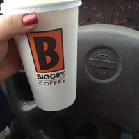 Photo taken at BIGGBY COFFEE by Katrina A. on 3/20/2013
