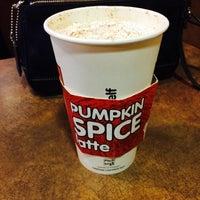 Photo taken at BIGGBY COFFEE by Katrina A. on 9/24/2014