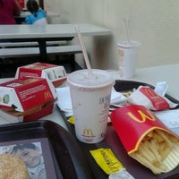 Photo taken at McDonald's by Natalia G. on 1/31/2013