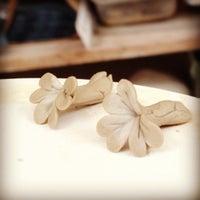 Photo taken at Belleek Pottery Ltd by Corey T. on 6/20/2013