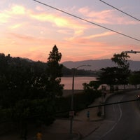 Photo taken at Silver Lake Reservoir by Jinky K. on 9/18/2012