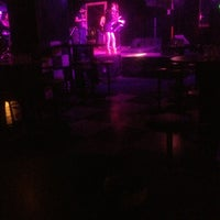 Photo taken at Level4 club (live band) by Dya N. on 11/21/2013