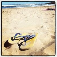 Photo taken at Playa De La Concha by David L. on 9/14/2012