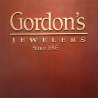 Photo taken at Gordon's Jewelers by Jeff C. on 6/4/2013