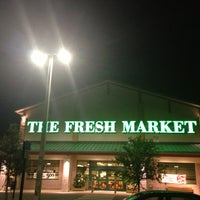 Photo taken at The Fresh Market by Bets Z. on 5/1/2013