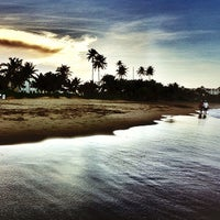Photo taken at Wyndham Grand Rio Mar Beach Resort & Spa by Jonathan R. on 11/7/2012