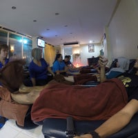 Photo taken at Blue Spa & Massage by Ikhwan F. on 7/21/2015