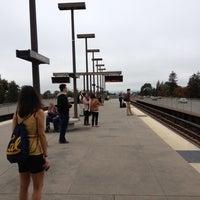 Photo taken at Rockridge BART Station by Zachary L. on 10/20/2012