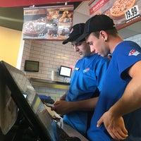 5/2/2018 tarihinde TugaY K.ziyaretçi tarafından Domino's Pizza'de çekilen fotoğraf