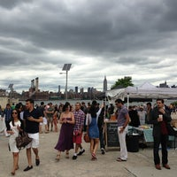 Photo taken at Smorgasburg Williamsburg by Michael R. on 6/8/2013
