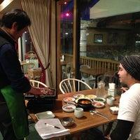 Photo taken at Kim's Korean Restaurant & Bar by Thessa C. on 5/31/2013