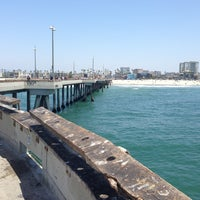 Photo Taken At Venice Beach Pier By Katy P On 6 16 2017