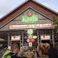 Das Foto wurde bei Karls Erlebnis-Dorf von Holger H. am 7/14/2013 aufgenommen