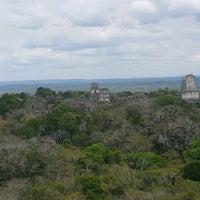 Photo taken at Parque Nacional Tikal by Daniela R. on 4/24/2017