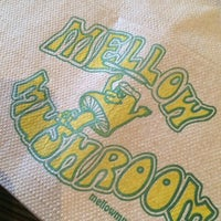Photo taken at Mellow Mushroom by Cassie G. on 2/24/2014