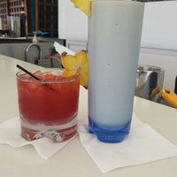 Photo taken at Wet Bar, Roof Top, Water Club Hotel by Leah C. on 6/13/2014