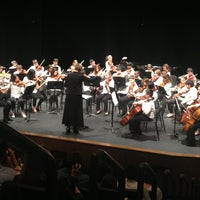 Photo taken at Coralville Center for the Performing Arts by London W. on 1/23/2013