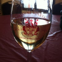 Photo taken at Raffaldini Vineyards & Winery by Megan C. on 2/3/2013