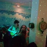Photo taken at Bar Tsunami by Luis Guillermo R. on 4/16/2016