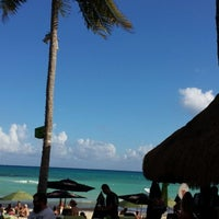 Photo taken at Hotel Colibrí Beach by JC T. on 2/22/2014