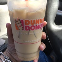 Photo taken at Dunkin' Donuts by Jen on 4/11/2017