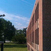 Photo taken at Thomas Holme School by Tom M. on 5/31/2013