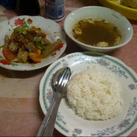 Photo taken at Soto Betawi H. Mamat by Benz K. on 3/29/2013