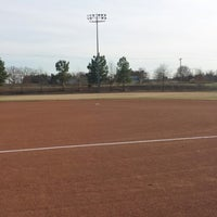 Photo taken at Carolyn Allen Sports Complex by Jeremy O. on 3/24/2014