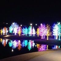 Photo taken at Vitruvian Park by Danny S. on 12/31/2012