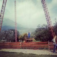 Foto tirada no(a) Vertigo Park por Karin Z. em 10/14/2012