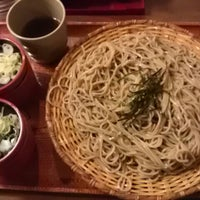 Photo taken at おらが蕎麦 京橋イオン店 by 浪花のさんた on 7/22/2013
