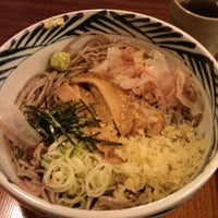 Photo taken at おらが蕎麦 京橋イオン店 by 浪花のさんた on 5/23/2013