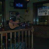 Photo taken at Lucky's Stout House by Jessica N. on 8/14/2013